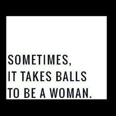 Sometimes more balls than a man  http://ift.tt/1Jl3xCR  #xanasboutique #alphafemale #strongwomen #realwomen #strength #winternights #lfw #ootd #europefashion #fashionismo