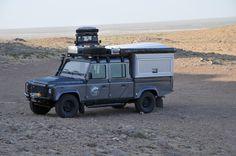 // Defender 130  Ausrüstung   Silkroad silkroadtrip.ch
