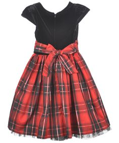 "Emily West ""Highland Beauty"" Dress (Sizes 7 – 16) $29.99"