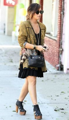 i'm in looove with her style