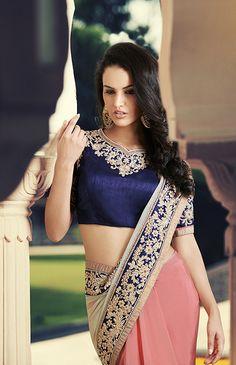 Bridesmaid Saree For Beautiful Bride
