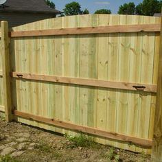 Removable Privacy Fence need to build a removable fence panel - woodworking talk