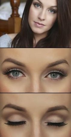 Naked 2 Palette: Everyday Eye Tutorial with VIDEO!! #nakedpalette #naked2palette #urbandecay by kimeyly - Click on picture for several other Urban Decay Palettes' tutorials.