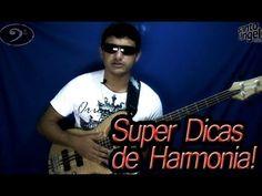 Dicas de Harmonia no Contrabaixo Part 1 - André Sarmanho ...