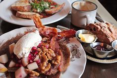 Brunch at Mile-End's Sparrow – The Sparrow