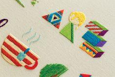 one sheepish girl: The Blush List - Embroidery Inspiration