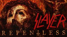 SLAYER - Repentless (OFFICIAL VISUALIZER VIDEO)