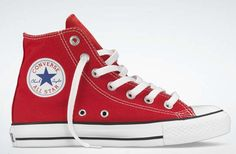 Converse is a proud partner of (PRODUCT)RED . A percentage of sales from the purchase of the (PRODUCT)RED Chuck Taylor All Star shoe will be given to the Global Fund to fight AIDS, Tuberculosis and Ma