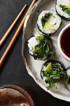 Rice Recipes, Easy Recipes, Easy Meals, Korean Recipes, Korean Food, Habanero Sauce, Kimbap, Pickling, Rice Vinegar