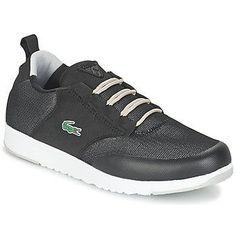 Zapatillas Lacoste negras
