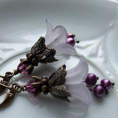 http://www.etsy.com/listing/53620341/lavender-flower-earrings-purple