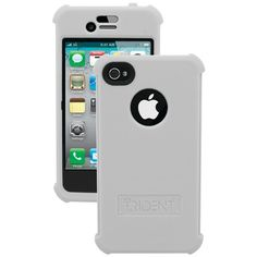 Everything Electronic and More -  TRIDENT iPhone 4/4S Perseus Case White, $14.95 (http://everything-electronic-and-more.mybigcommerce.com/trident-iphone-4-4s-perseus-case-white/)
