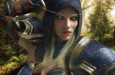 World of Warcraft - Sylvanas Windrunner still alive