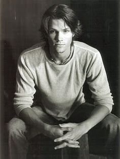 Oh Dean, why don't you love me? #gilmoregirls #jaredpadalecki