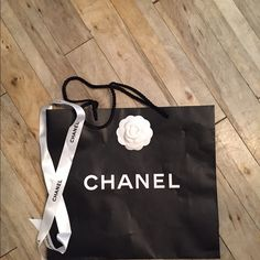 "Chanel shopping bag 15""x12.5"" CHANEL Bags"