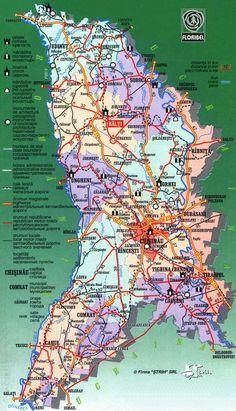 Republic of Moldova Administrative Divisions Moldova Division