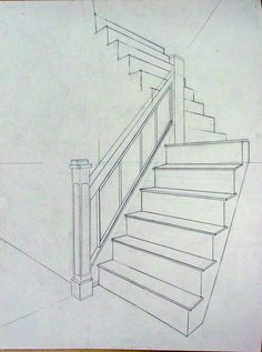And more stairs