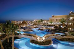 Riviera Maya Resorts All Inclusive   All-Inclusive Hard Rock Hotel Riviera Maya Family Friendly Pool ...