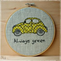 "Making Our Life Inspired: ""Always green"""