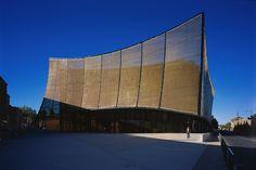 Teatro Albi Grand  / Dominique Perrault Architecture