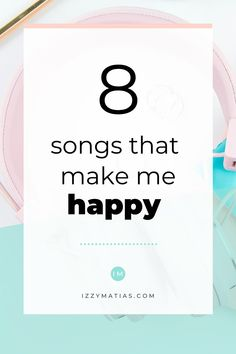 A list of my favorite songs that made me smile during a tough time and make me happy. #kpop #astro #songs #music #playlist Happy M, Make Me Happy, I Smile, Make Me Smile, Astro Songs, How To Start A Blog, How To Make, Tough Times, Creative Business