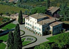 Villa di Geggiano #Tuscany #Siena #adsi