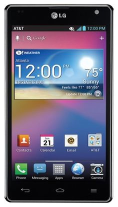 LG Optimus G coming to AT and Sprint