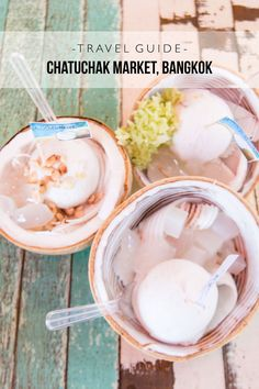 Bangkok Chatuchak Market Travel Guide