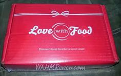 Reviews, Chews & How-Tos: Review: Love With Food