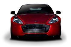 The New Aston Martin Rapide S