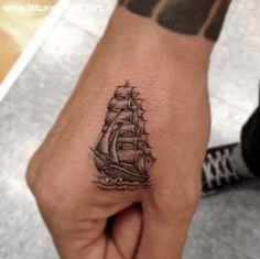 tatuaje barco - Buscar con Google