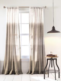 Ombre Curtain Panel by DKNY Bedding at Gilt