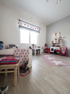 What a cute room! / Onpas söpö huone! www.valaistusblogi.fi