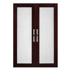 Image Result For Solid Wood Closets Doors With Frosted Gl