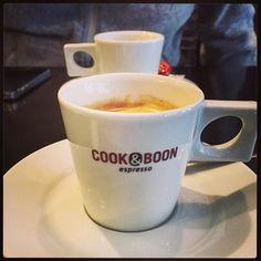 Koffie... Gezellig samen... ;-)