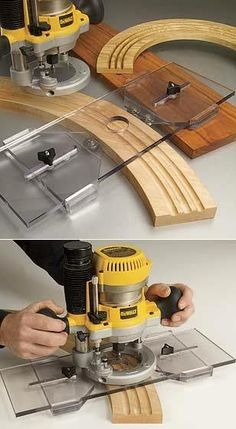 Wood Plainer Woodworking Tools -Ill-fated Wood Plainer Woodworking Tools - Senior Editor Glen D. Huey is a maestro with the router. here, he shows you his 11 best no-frills router jigs and techniques.