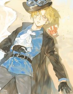 One Piece, Sabo