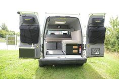ford connect campervan conversion kits