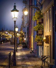 Nyhavn Copenhagen by thebigmac