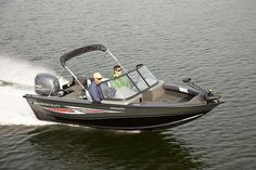2013 SmokerCraft 172 Millentia fishing boat