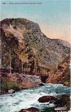 ~ Ogden Canyon ~