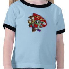 Buzz & Woody Disney Shirts