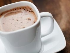 It's time for a steaming cup of hot cocoa. Explore delicious international hot chocolate recipes as well as iced cocoa, coffee cocoa and cocktails. Dairy Free Hot Chocolate, Mexican Hot Chocolate, Hot Chocolate Mix, Hot Chocolate Recipes, Craving Chocolate, Chocolate Protein, Diabetic Drinks, Diabetic Recipes, Mexican Food Recipes