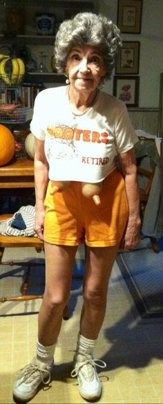 my retired hooters girl halloween costume emily86