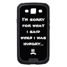 """I'm sorry for what i said when i was hungry"" SGS3 cover"