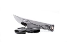 ROCKSTEAD Messer CHOU-Wave (Neck Knife)