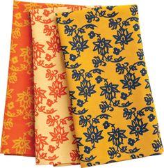 rockflowerpaper: arabella kitchen towel