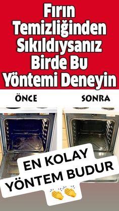 Turkish Kitchen, Cleaning Hacks, Oven, Food And Drink, Kitchen Appliances, Eat, Tips, Aspirin, Tahini