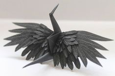 At the beginning of 2015, origami enthusiast Cristian Marianciuc challenged himself to create a new origami crane daily for 365 days