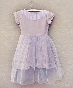 Look at this #zulilyfind! Orchid Nellie Dress - Toddler #zulilyfinds